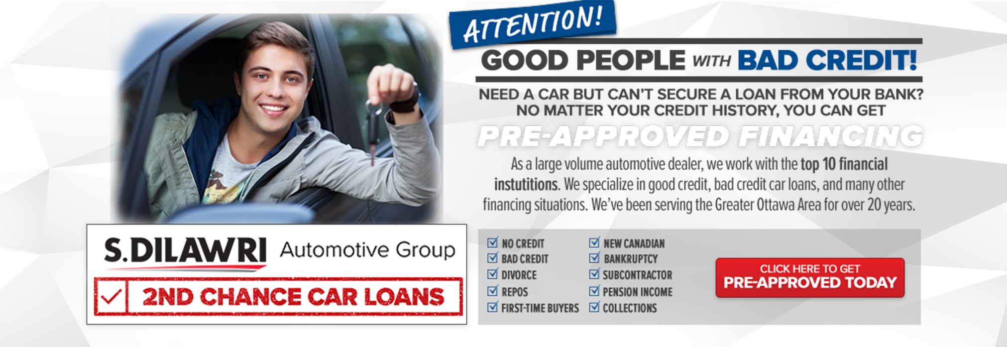 get approved for auto finance now