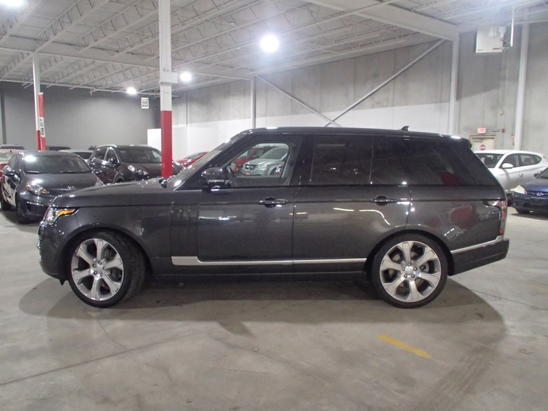 2016 Land Rover Range Rover RANGE ROVER AUTOBIOGRAPHY SUPER CHARGED