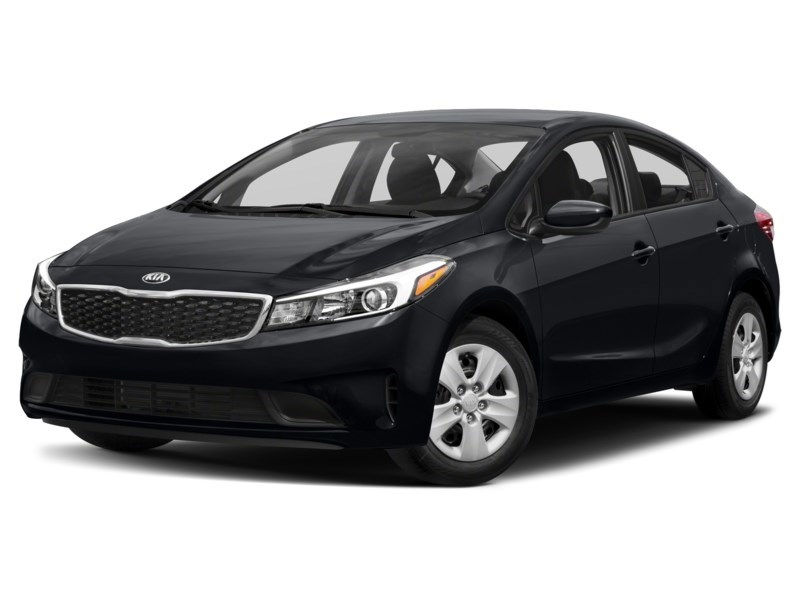 2017 Kia Forte LX + CRUISE/LARGE LCD /CAM/BLUETOOTH/HTD SEATS &MO Exterior Shot 1