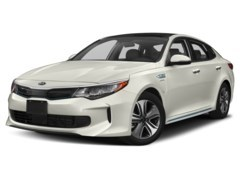 2018 Kia Optima Plug-In Hybrid Sedan