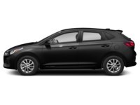 2019 Hyundai Accent HATCH BACK PREFERRED AUT0 Aurora Black Pearl  Shot 3