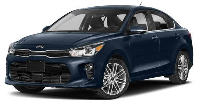2018 Kia Rio Hyper Blue Metallic [Blue]
