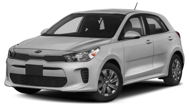 2019 Kia Rio 5-door Ultra Silver Metallic [Silver]