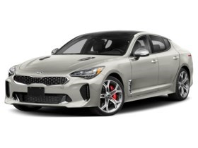 2020 Kia Stinger GT Limited w/Red Interior