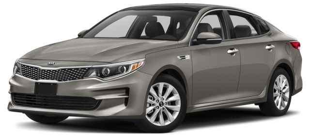 2018 Kia Optima Titanium [Grey]