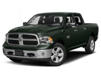 2015 RAM 1500 ECO DIESEL/SLT/BIG HORN/ 4x4/LARGE LCD SCREEN Black Forest Green Pearl  Shot 1