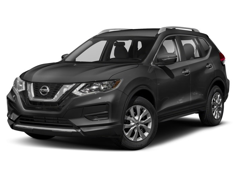 2018 Nissan Rogue SV AWD W/PANO ROOF LOADED!! LOADED!! LOADED!! Gun Metallic  Shot 1