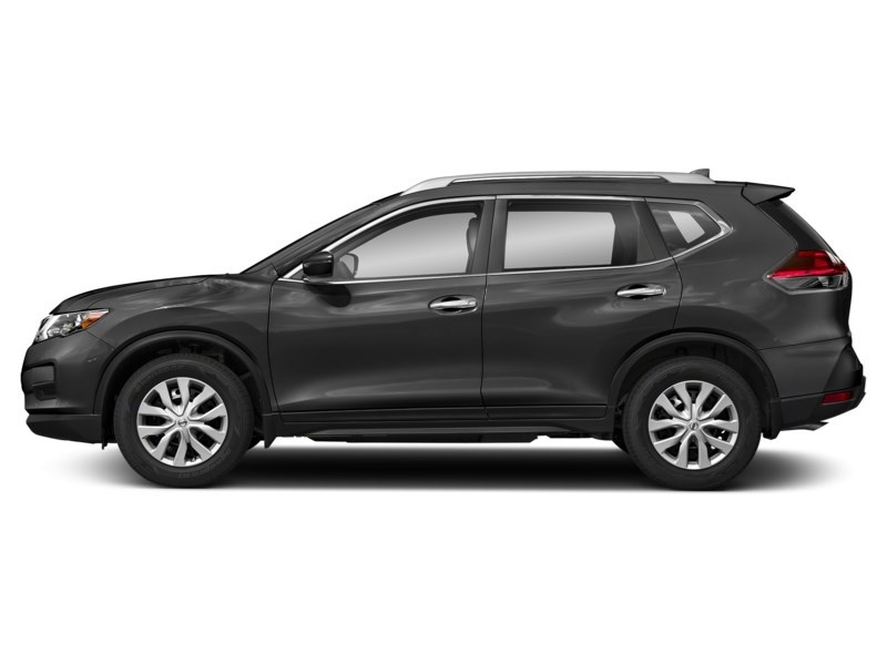 2018 Nissan Rogue SV AWD W/PANO ROOF LOADED!! LOADED!! LOADED!! Gun Metallic  Shot 3