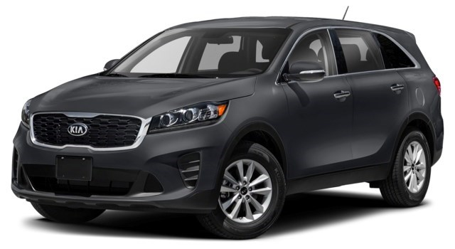 2019 Kia Sorento Graphite Metallic [Grey]