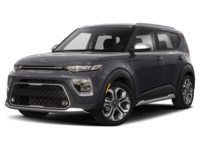 2020 Kia Soul EX+ Gravity Grey  Shot 1