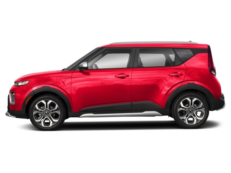 2020 Kia Soul BRAND NEW 2020 KIA SOUL EX+ Inferno Red  Shot 3