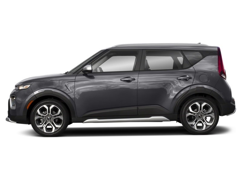 2020 Kia Soul EX+ Gravity Grey  Shot 3