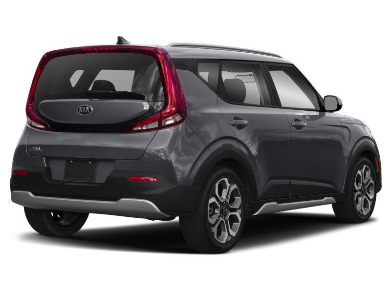 2020 Kia Soul EX+ Gravity Grey  Shot 2